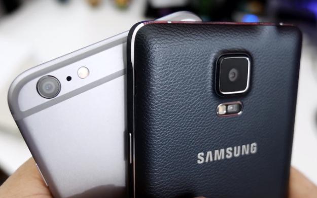 iPhone 7 и Galaxy S7