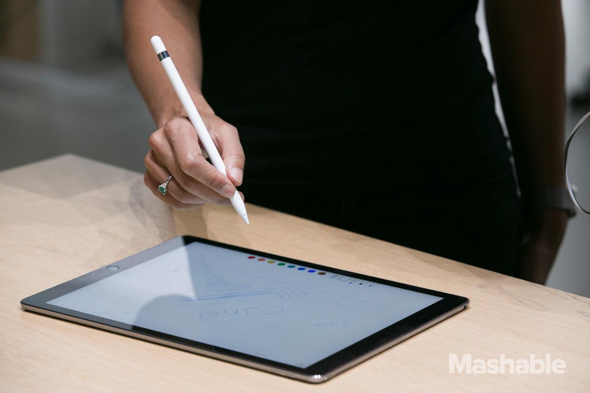 iPad Pro и Apple Pencil